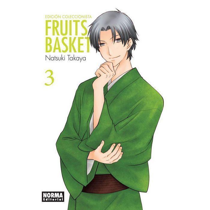 fruits basket edición coleccionista 03