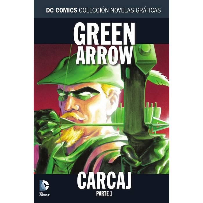 Green Arrow coleccion DC 41