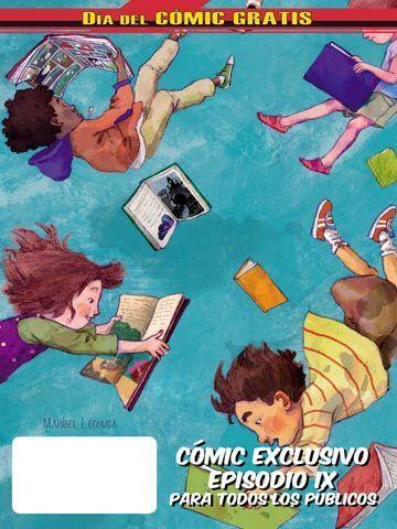comic exclusivo 1 Dia del Comic Gratis