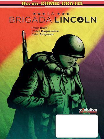 Brigada Lincoln Dia del Comic Gratis