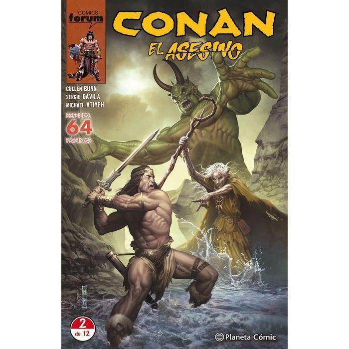 Conan El asesino nº 02/06