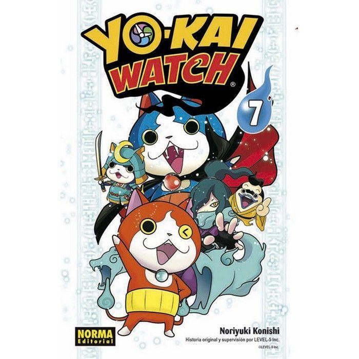 YO-KAI WATCH 7
