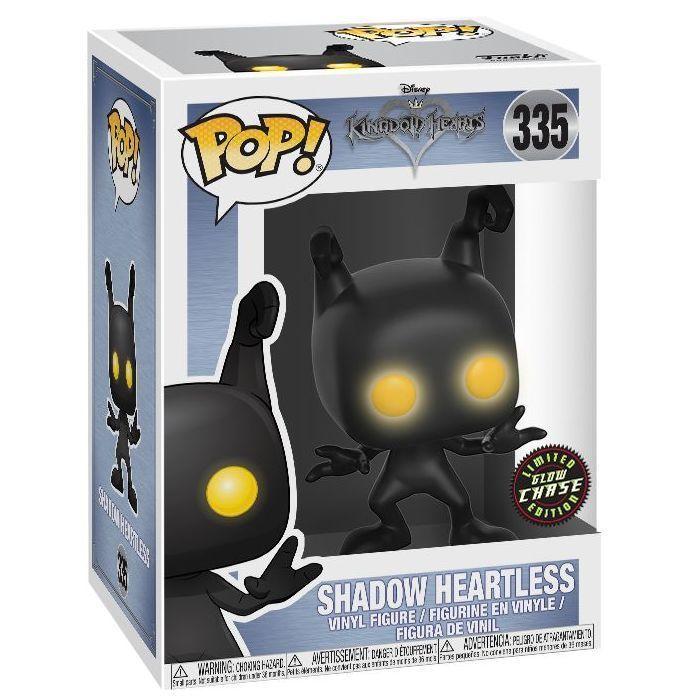 Funko pop Kingdom Hearts Heartless CHASE