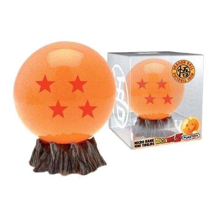 Hucha Bola de Dragón 4 estrellas dragon ball