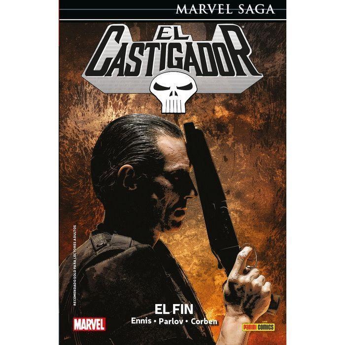 Marvel Saga. El Castigador 12 El fin