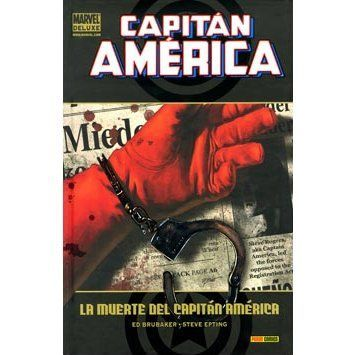 Capitán América: La Muerte del Capitán América