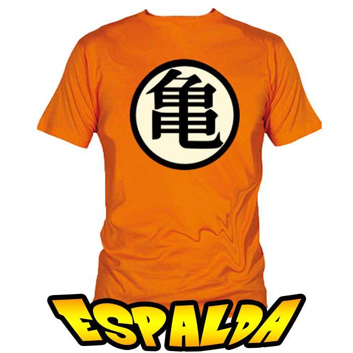 camiseta bola dragon