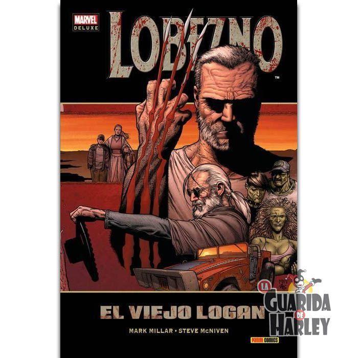Lobezno El Viejo Logan Marvel Deluxe