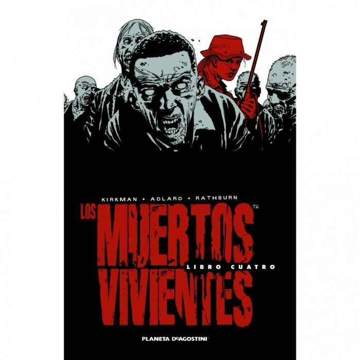 Los Muertos Vivientes Integral 04