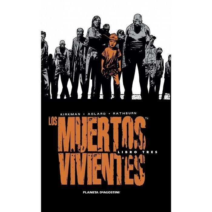 Los Muertos Vivientes Integral 03