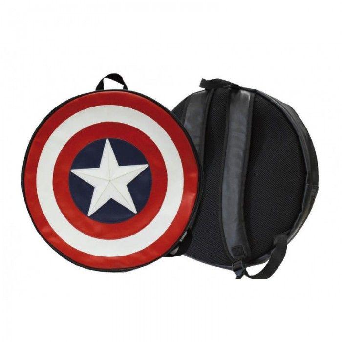 Mochila Escudo Capitán América