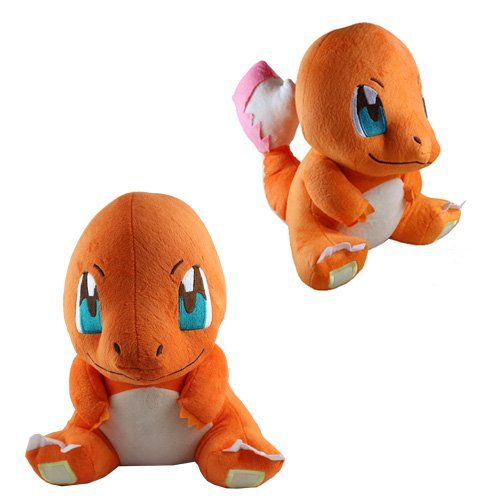 Charmander Pokemon de Peluche 30cm