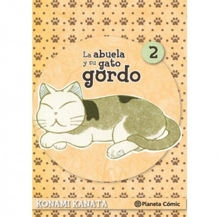 La Abuela y su Gato Gordo 02