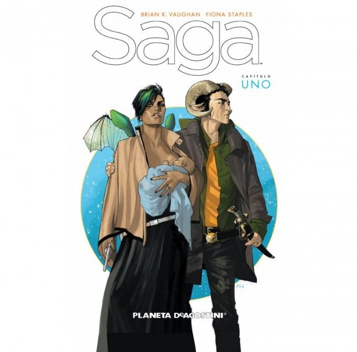 Saga Capítulo 01