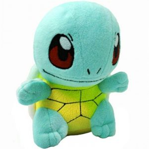 Peluche squirtle 30 cm