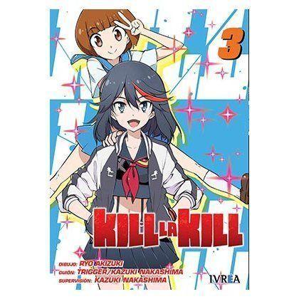 Kill la Kill tomo 3
