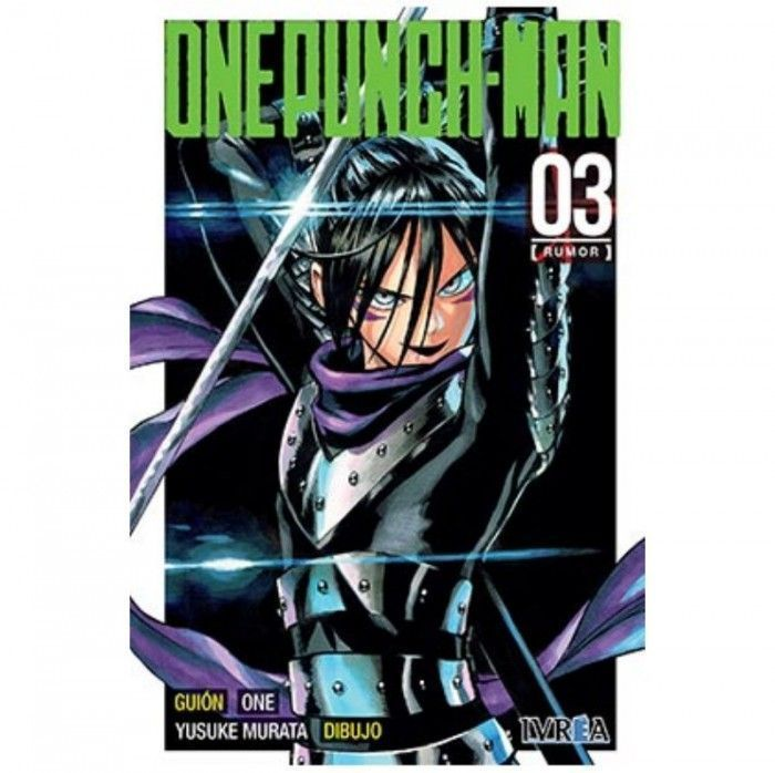 One Punch-Man 03