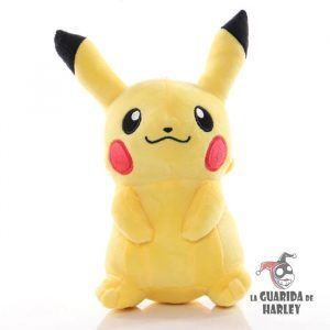 Pikachu Pokemon peluche