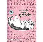 La Abuela y su Gato Gordo 05