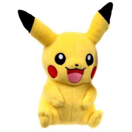 Peluche Pikachu 18 cm