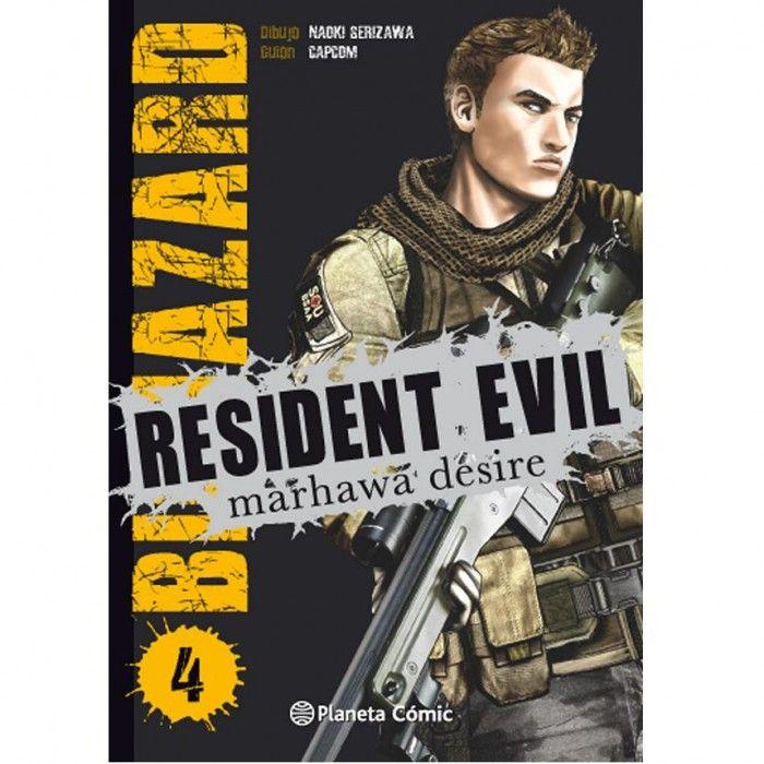 Resident Evil nº 04