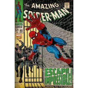 Poster Spiderman portada