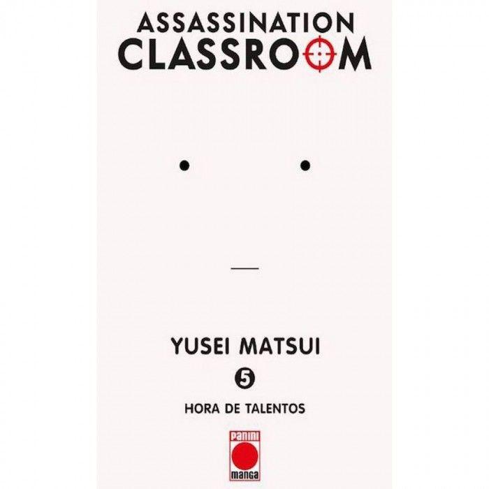 Assassination Classroom 05