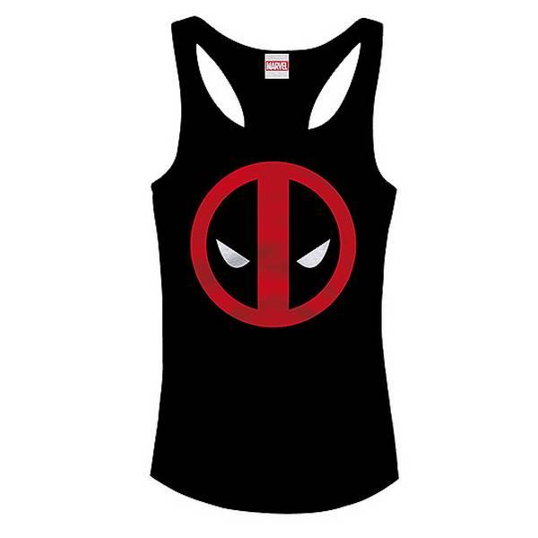 Camiseta Chica Deadpool (Masacre)