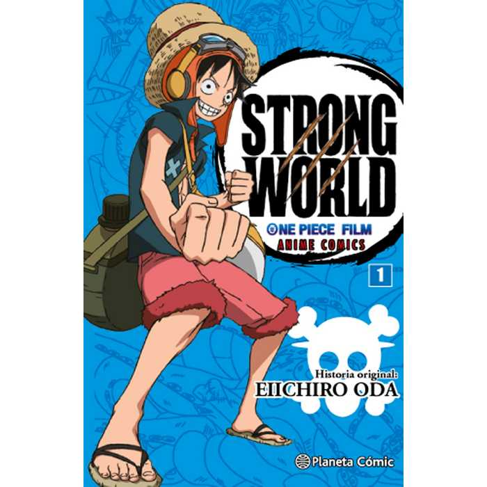 One Piece Strong World nº01