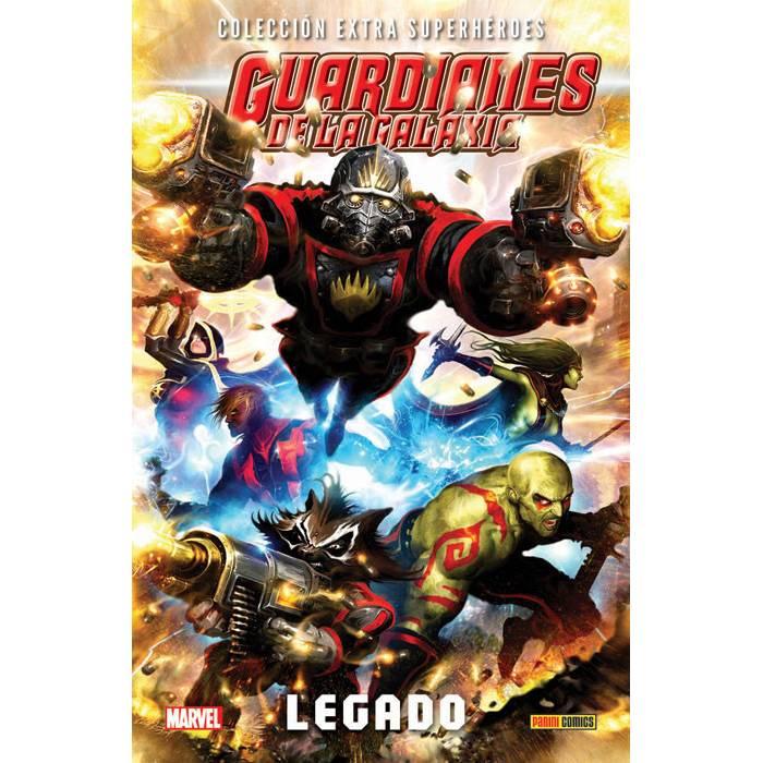Guardianes de la Galaxia: Legado