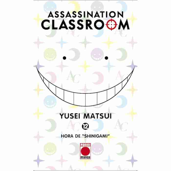 Assassination Classroom 12