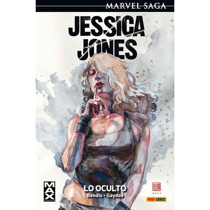 Jessica Jones 03: Lo Oculto