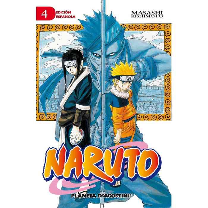 Naruto nº 04 (Manga)