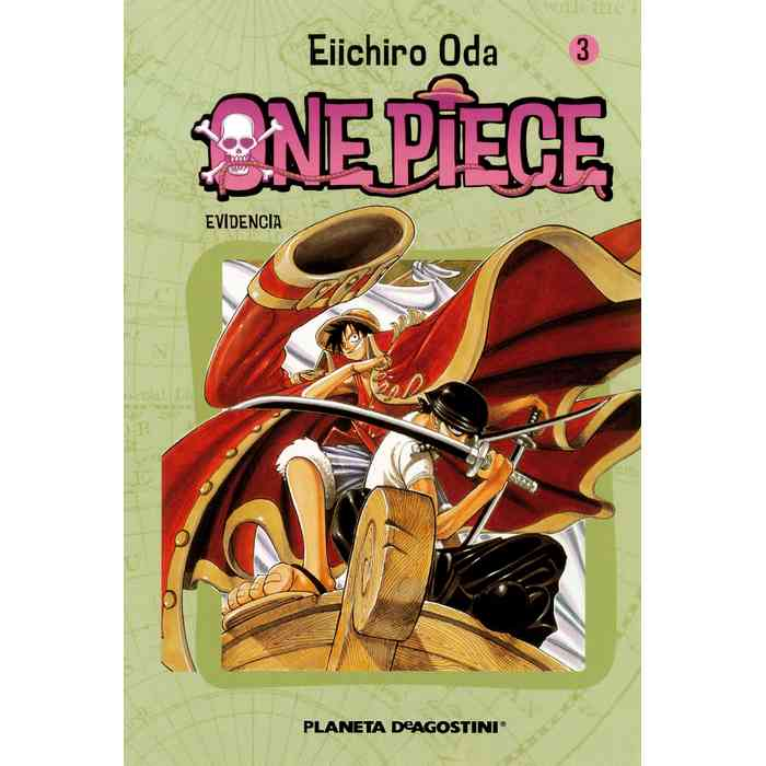 One Piece nº03 (Manga)