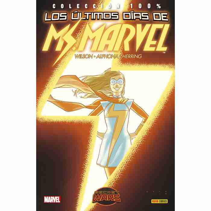 Ms. Marvel 03:  Los últimos días de