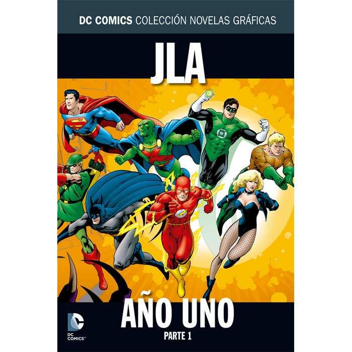colección DC 10 JLA