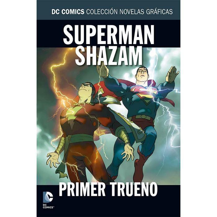 Colección Novelas Gráficas Nº12: Superman/Shazam: Primer trueno