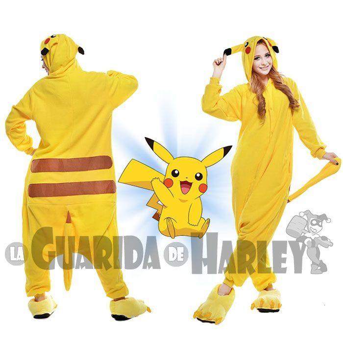 Pokemon Kigurumi Pikachu