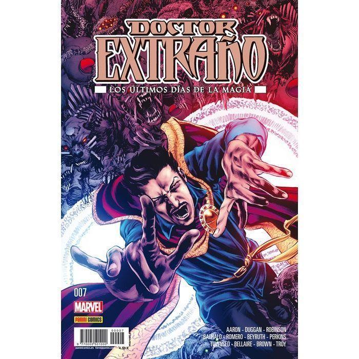 Doctor Extraño 07