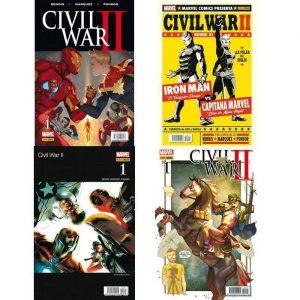 civil War II 1 Normal Alternativa