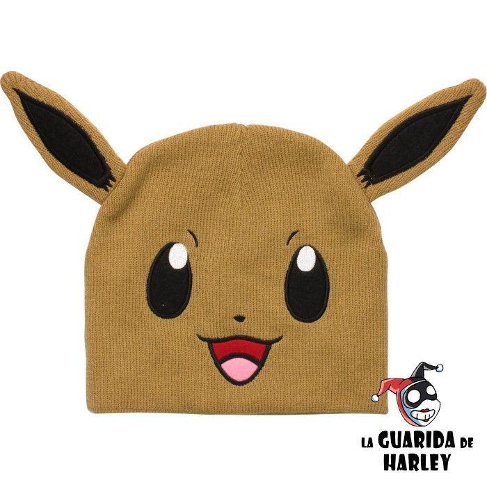 Gorro Beanie Eevee Pokémon
