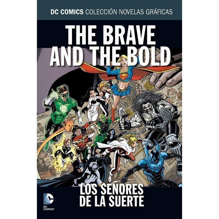 Colección Novelas Gráficas Nº16: The Brave and the Bold