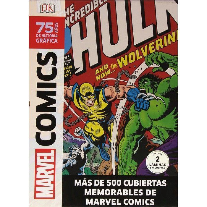 Marvel Comics: 75 Años de Historia Gráfica