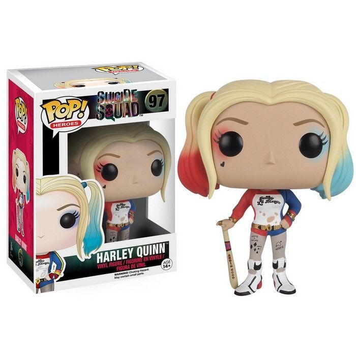 Funko Pop! Harley Quinn Escuadrón Suicida 97
