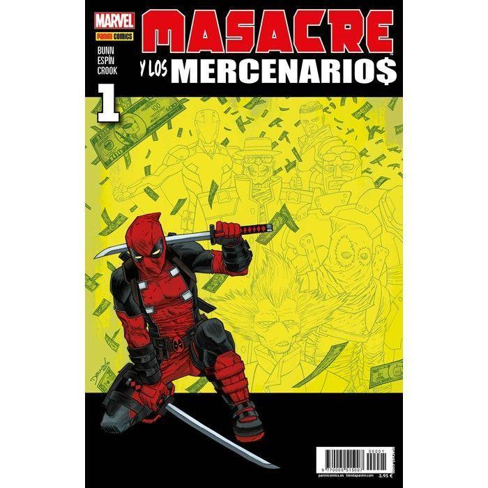 Masacre y los Mercenarios 01