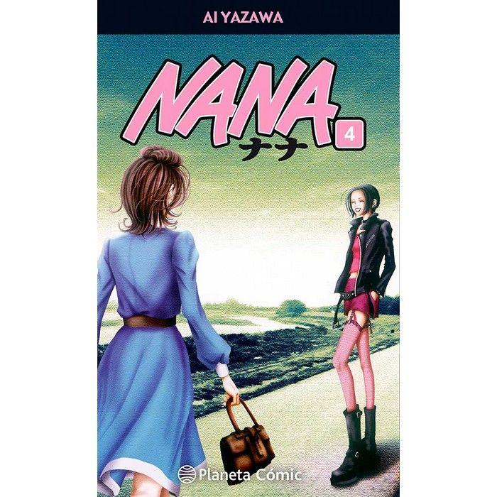 Nana 04 (Manga)