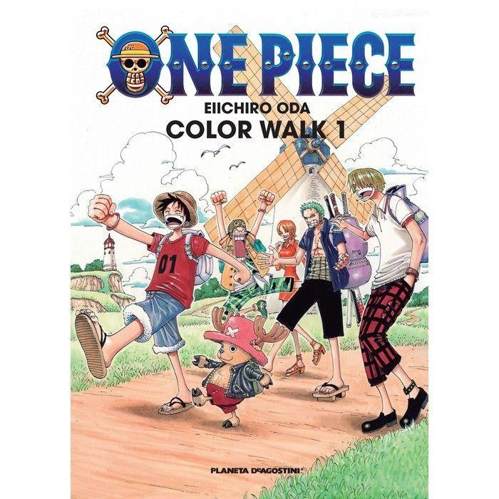 One Piece Color Walk