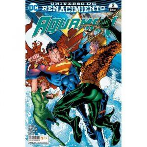 Aquaman 2 renacimiento