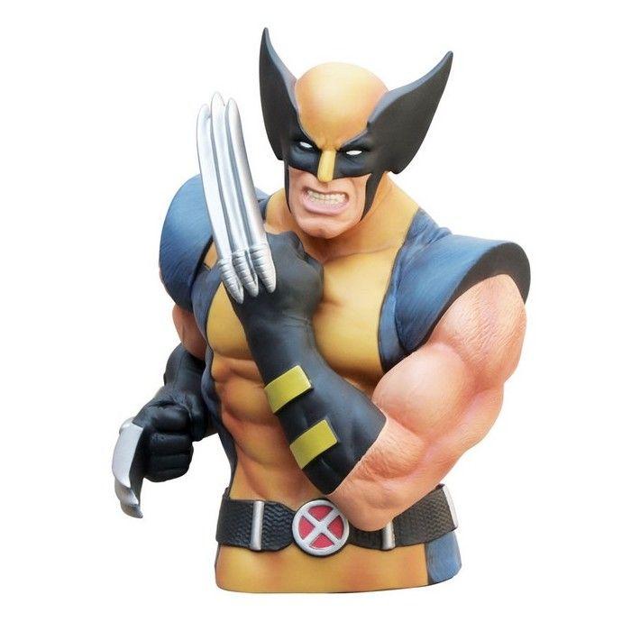 Hucha Lobezno Wolverine 20cm