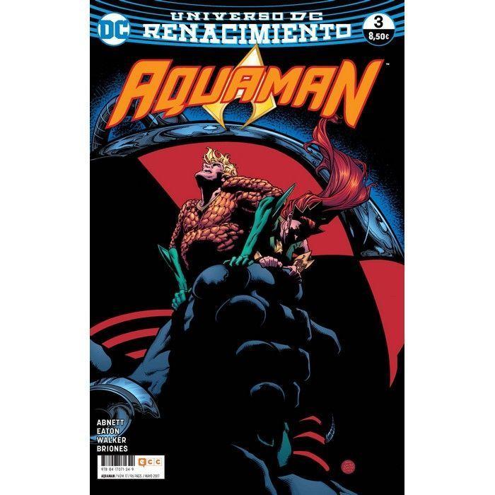 Aquaman 03 (Renacimiento)